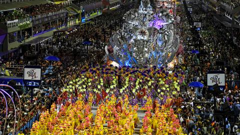 Brazil postpones famous Rio carnival over virus pandemic