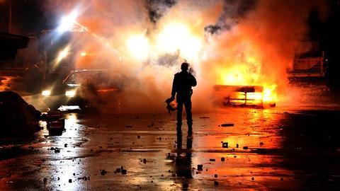 Turkey issues arrest warrant for PKK supporters over 2014 violence