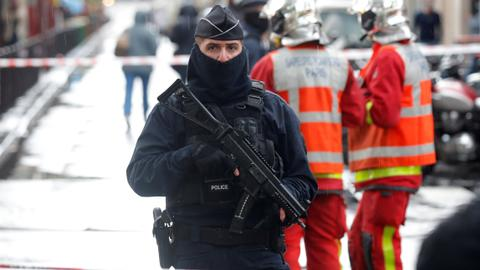France launches terror investigation into Paris knife attack