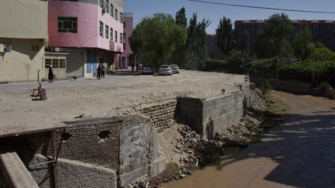 Thousands of mosques demolished in Xinjiang