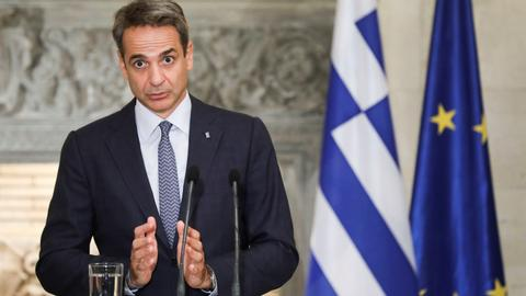 Greece calls to 'give diplomacy a chance' in eastern Mediterranean