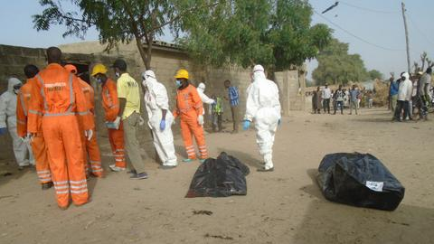 Scores killed in Nigeria convoy attack