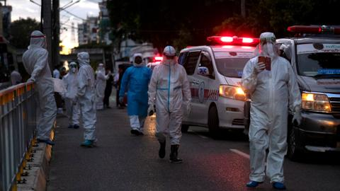 Global death toll from coronavirus exceeds 1M – latest updates