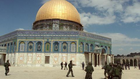 20th anniversary of Palestine's Second Intifada