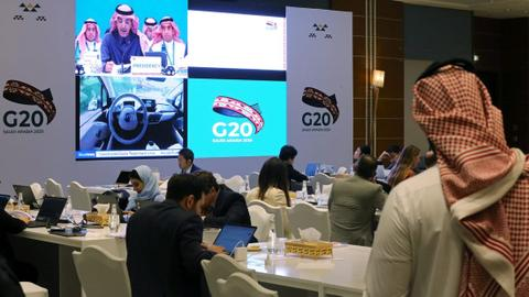 Saudi Arabia to host virtual G20 summit in November