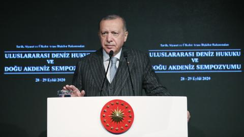 Erdogan to Armenia: End 'occupation' of Karabakh