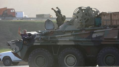 What's Iran's role in the Armenia-Azerbaijan clash?
