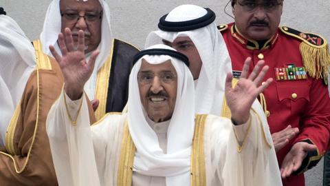 Kuwait Emir Sheikh Sabah al Ahmad al Sabah dies aged 91