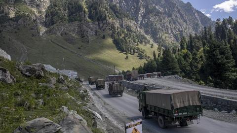 China 'doesn't recognise' Ladakh status, India's border activities