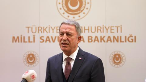Turkey, Russia hold talks on joint Karabakh truce centre