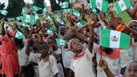 Nigerians celebrate 60 years of independence with sadness and hope