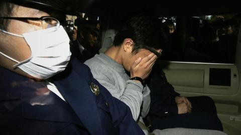 Japan's 'Twitter killer' pleads guilty to murdering nine people