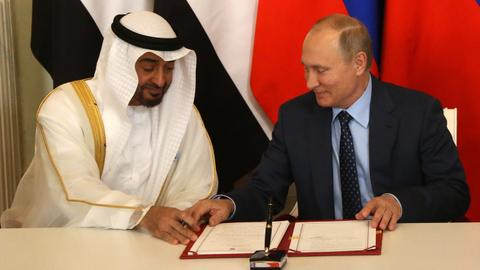 UAE adventurism in spotlight as US accuses it of using Russian mercenaries