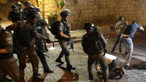 Turkey slams Israel after Muslims attacked at Al Aqsa