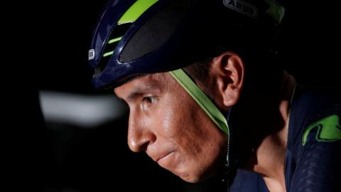 Nairo Quintana revives cycling passion in Colombia