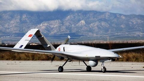 Domestic drones elevate Turkey as a major power broker: political scientist