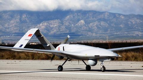 Domestic drones elevate Turkey as a major power broker: political scientist