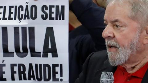 Brazil judge freezes ex-president Lula's assets in corruption case