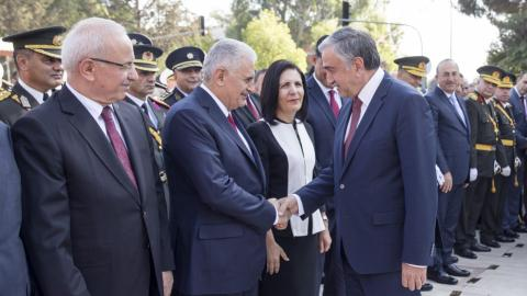 Turkish intervention in Cyprus commemorated