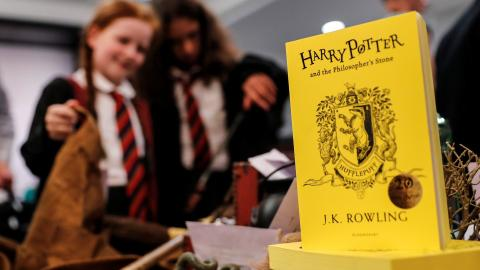 Double dose of good news for Potterheads
