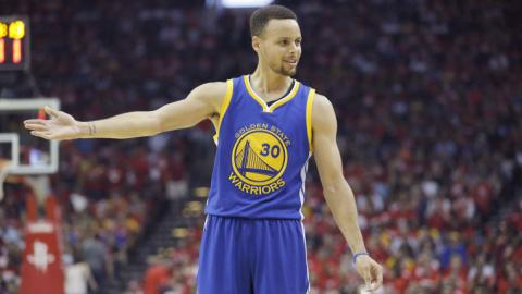 Steph Curry to miss at least two weeks due to knee sprain