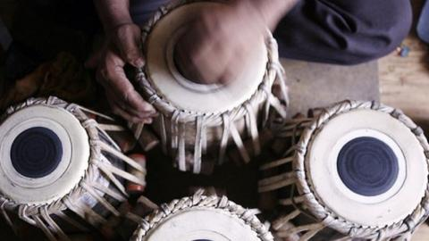 Turkey's love affair with the queen of drums: The Tabla
