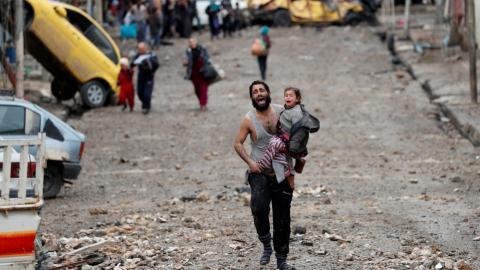 Iraq labels killings of Turkmen by Daesh a