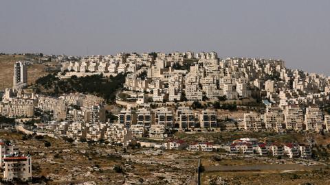 EU lawmakers urge action against Israel's 'de-facto' West Bank annexation
