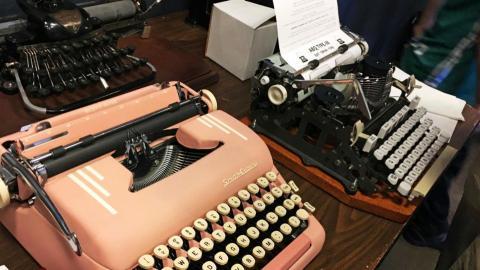 Typewriters survive despite digital onslaught
