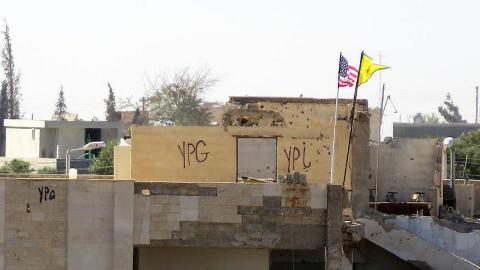 US suggested YPG change its name to shift optics on terror links
