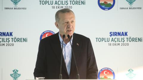 US, Russia and France stand by Armenia: Erdogan