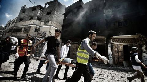 Siege and medicine shortage blamed for Gaza boy's death
