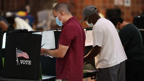US presidential election picks up as key state Florida begins early voting