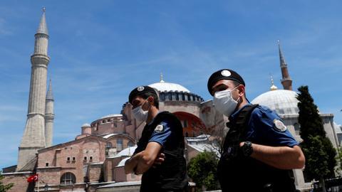Turkey arrests suspected UAE spy