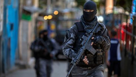 Brazil militias control more than half of Rio – study