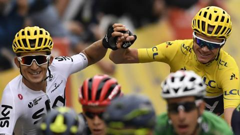Fantastic Froome clinches fourth Tour de France title