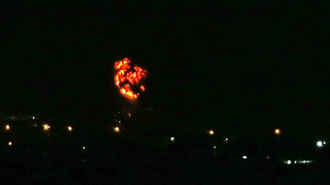 Israel bombards Gaza with air strikes