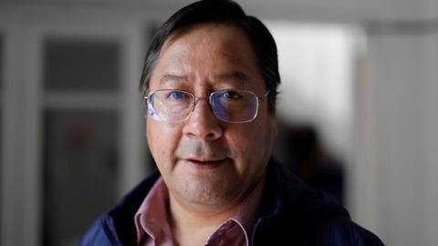 Bolivia official vote confirms Luis Arce win