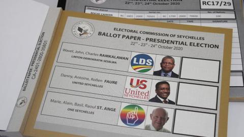 Polls open in Seychelles general election
