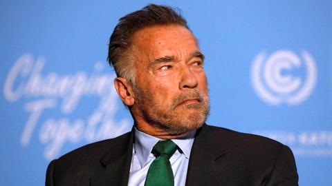 Schwarzenegger recovering well from heart surgery