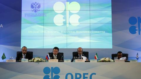 OPEC & non-OPEC producers agree to curb oil output
