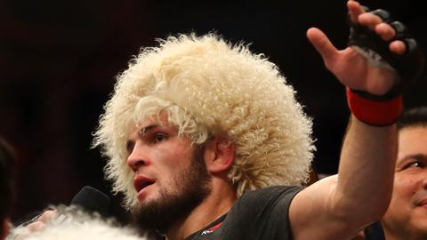 Khabib retires after defeating Gaethje to retain UFC lightweight title