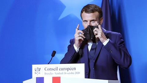Emmanuel Macron's Islamophobia and the boomerang effect