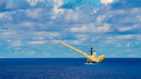 US approves $2.37B Harpoon missile sale to Taiwan