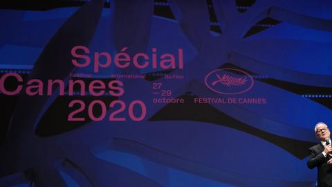 Cannes rolls out red carpet for scaled down film showcase