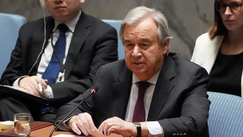 UN peace mission to gradually exit Congo – Guterres