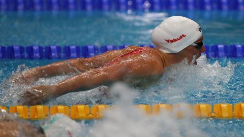More world records at swimming World Championships