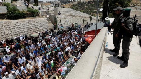 Erdogan says removal of metal detectors at Al Aqsa