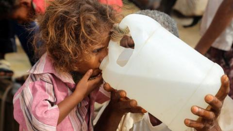 UN says nearly two million Yemeni children in dire need of aid