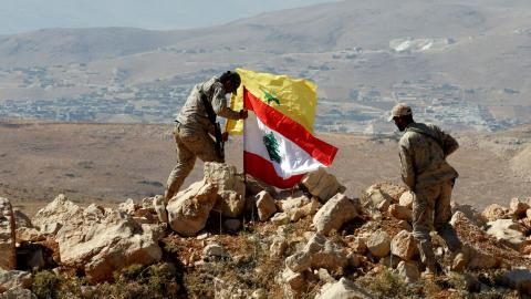 Hezbollah announces truce with rebels at Syria-Lebanon border